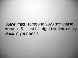 sometimes... by caelyx