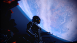 Mass Effect 2 Start by Shamalayah