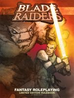 BLADE RAIDERS limited edition hardcover by grantgoboom