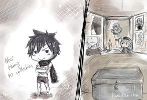 Gruvia Week 2014 I Day 1 by Karokitten-chan