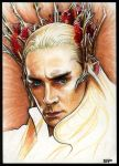 KING THRANDUIL by S-von-P