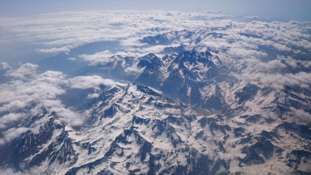 Above the Alps by CrAz86