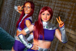 Otakon 2015 - Teen Titans GO!(PS) 13 by VideoGameStupid
