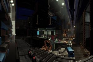Warehouse panorama 1 by MichaWha