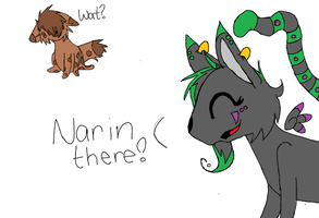 Narin There by XxBlackpantherxX