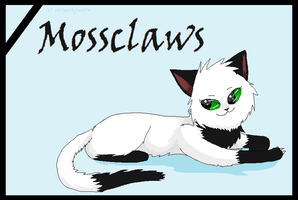 .:AT:. Mossclaws by xXSparkfrostXx