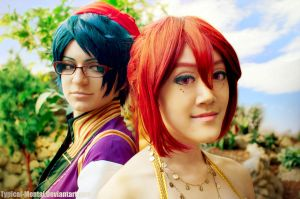 Free! (Arabian Ending Ver.) Collab 7 by Typical-Mental