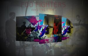 Foo Fighters - Wasting Light by Farkwind