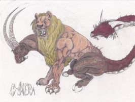 chimera by bahmont