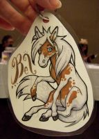 Bel badge by Zelaphas