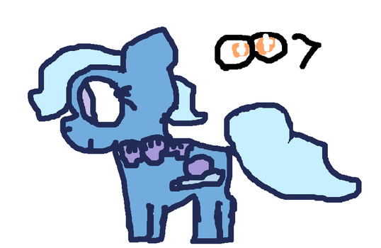 Pastel sea themed MLP adopt (CHEAP) by AnimalJamFan99