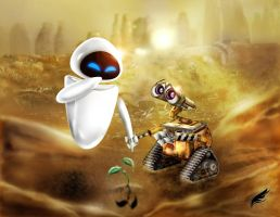 wall-e by youcan619