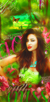 ShayMitchell by CandyCocaine14
