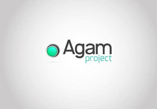 Agam Project  - Logo by brunobps