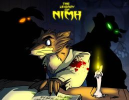 The Legacy of NIMH TitleCard by Crazon