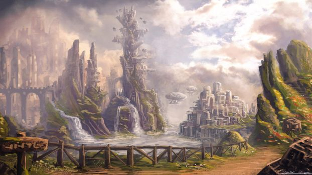 practice landscapes 02 by xpe