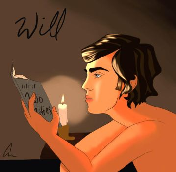 Will by cinnamonoire