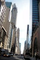 Fifth Avenue 2 - Street View by FollowYourOwnStar