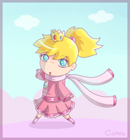 Little Peachie by Cavea