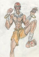 Dhalsim by theaven