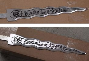 Rumplestiltskin Dagger OUAT Dark One update by Woolf83