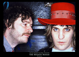 Mighty Boosh DP by Katala