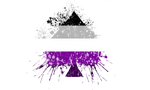 Asexual Pride by AmyBluee42