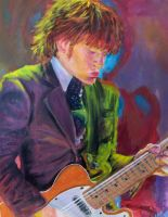 OK Go Andy Ross acrylics FINAL by Sukautto