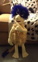 Lawliet Fraggle by Negaduck9