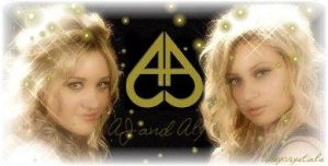 Aly and AJ by rosycrystals