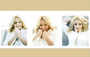 Britney Spears Wallpaper 2 by Catsya