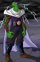 Piccolo Redesign by SirGryphon