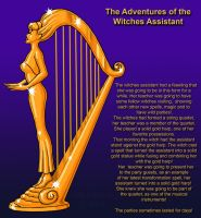 Golden Harp WitchAssant-sml1 04 by Gildsoul