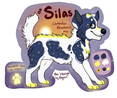 Silas by onlyhalfpigeon