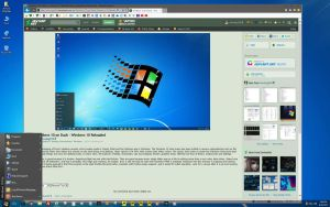 Windows 10 on Duck - Start Classic and Metro by slowdog294