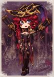 Captain Miss Fortune (sample) by ShiNaa
