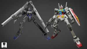 Gundam Rx-78-2 Extra fit Ver by zipbox
