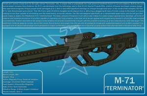 M-71 Terminator by MOAB23
