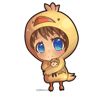 BDS: Duckling by Ween-E