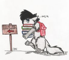 Back to School...DX by abbycats