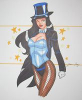 zatanna ww philly by JamieFayX