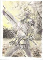 Claymore by deladia