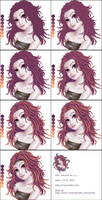x.TUTORIAL.pixel.hair.x by NeySi
