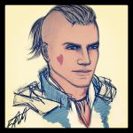 Connor Kenway by PledgeOfRoses