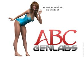 ABC Genlabs8 by sturkwurk