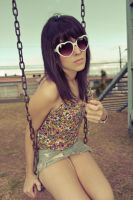 Heart Shaped Sunglasses .. by jbvikingo