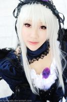Rozen Maiden : The First Doll by Itchy-Hands