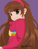 Mabel Pines by Clover4o