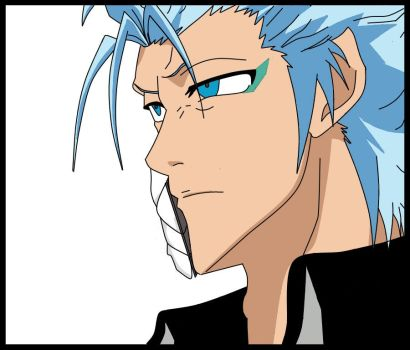 Grimmjow_Final by AnimeFreak32
