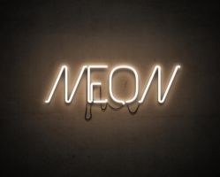 Neon Text by leoaw